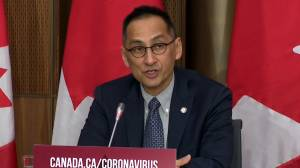 Coronavirus: Initial Canadian COVID-19 vaccine distribution to focus on three core groups (02:50)