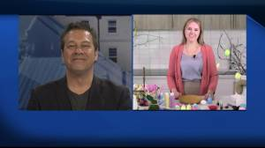 Global News Morning chats with Egg Farmers of Ontario's Eva Witek (05:32)