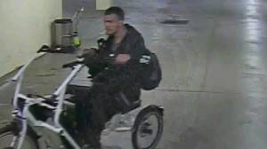 Heartless thief steals specialized bike from Yaletown long-term care home (02:02)