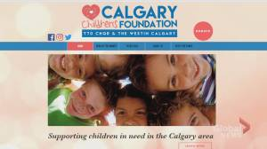 Spirit of the Calgary Children's Foundation Pledge Day event prevails despite restrictions (01:44)