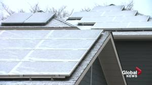 City of Edmonton offering rebates to homeowners for energy efficiencies (02:00)