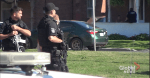 Peterborough man arrested for allegedly pointing firearm during fight: police