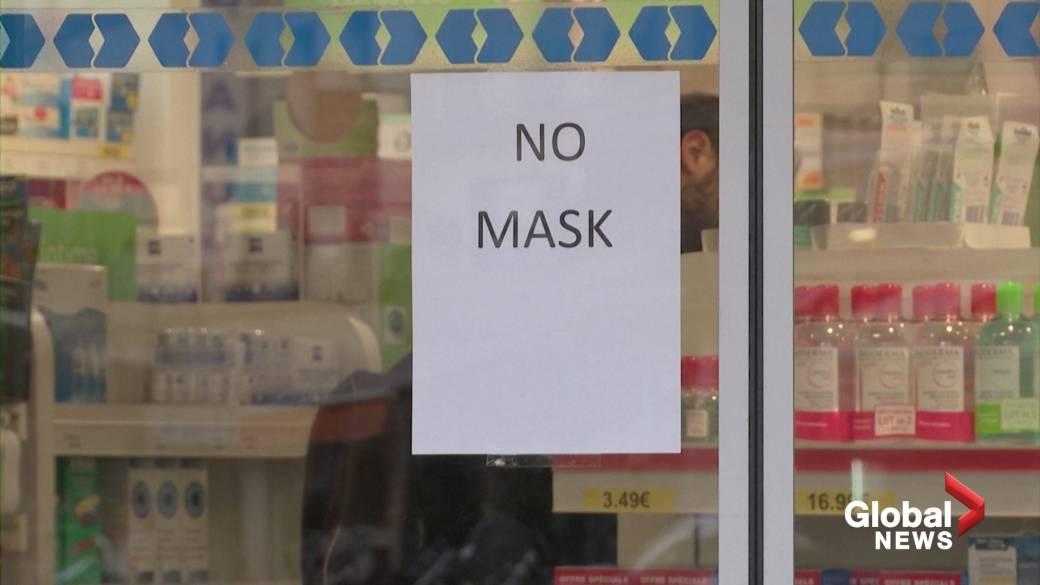 Doctor treating Paris coronavirus patients says virus 'less serious' than SARS