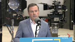 'Risks for children posed by COVID-19 are extremely low': Kenney on children returning to school after removing health measures (01:39)