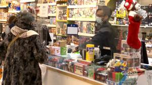 Coronavirus: Quebec announces new restrictions for holiday shopping (01:35)