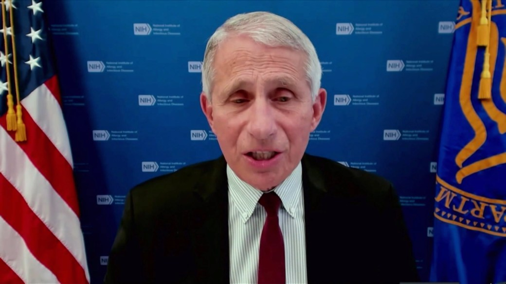 Click to play video: 'Delta COVID-19 variant 'greatest threat' to U.S. pandemic response: Fauci'
