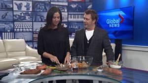 Food specialist Korey Kealey visits GNM