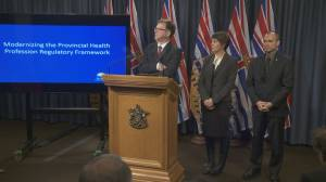 A  major shake up in regulation for BC doctors and other health professionals is on its way