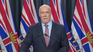 B.C. premier on signing a memorandum of understanding with Wet'suwet'en hereditary leaders