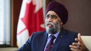 House of Commons censure vote targets Sajjan over handling of military misconduct allegations (02:20)