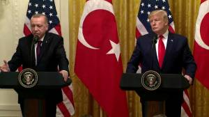 Erdogan says he returned 'don't be a fool' letter from Trump