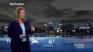 Peterborough Regional Weather Update: April 28, 2020