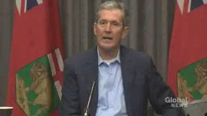 Coronavirus outbreak: Pallister calls on Ottawa to create emergency federal credit fund