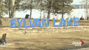 Sylvan Lake asks would-be visitors to 'stay home' during COVID-19 pandemic