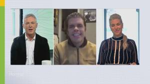 Celebrity blogger Perez Hilton on his new memoir 'TMI: My life In Scandal' (06:49)