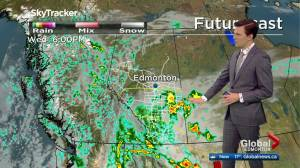Edmonton afternoon weather forecast: Wednesday, May 20, 2020