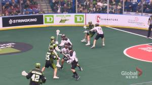 Saskatchewan Rush come out of bye-weeks ready to put in work