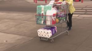 'Supply chain remains very strong': retail experts say no need to hoard essentials during COVID-19 pandemic (01:30)