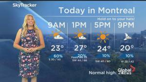 Global News Morning weather forecast: June 11, 2020