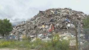Environmental consulting company developed plan for Penticton waste pile removal