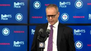 RAW: Winnipeg Jets Paul Maurice Post Game Reaction – Oct. 15