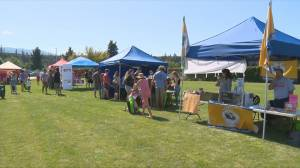 North Okanagan Labour Council holds sixth annual Labour Day picnic (02:04)