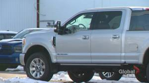 Ford trucks lead list of top 10 stolen vehicles in Canada