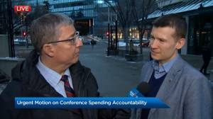 Capping spending of Calgary councillors at Federation of Canadian Municipalities conferences