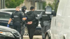 14 arrested, $1.2M in cash and drugs seized during raids in Waterloo Region, Perth County (00:52)