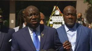 George Floyd family attorney Ben Crump says Derek Chauvin sentence is 'opportunity for turning point' (04:30)
