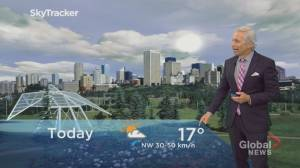 Edmonton afternoon weather forecast: Wednesday, June 3, 2020