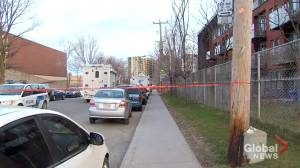 11-year-old girl dies, sister wounded in Montreal stabbing