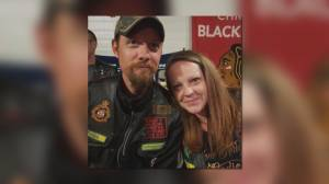 Edmonton couple killed in motorcycle crash remembered
