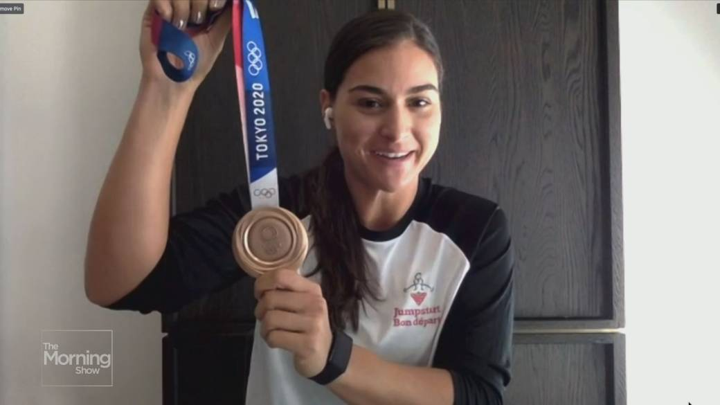 Click to play video: 'Jenna Caira on helping Canadian kids achieve athletic dreams'