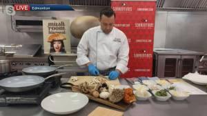 Sorrentino's annual Mushroom Harvest is underway in Edmonton (06:35)