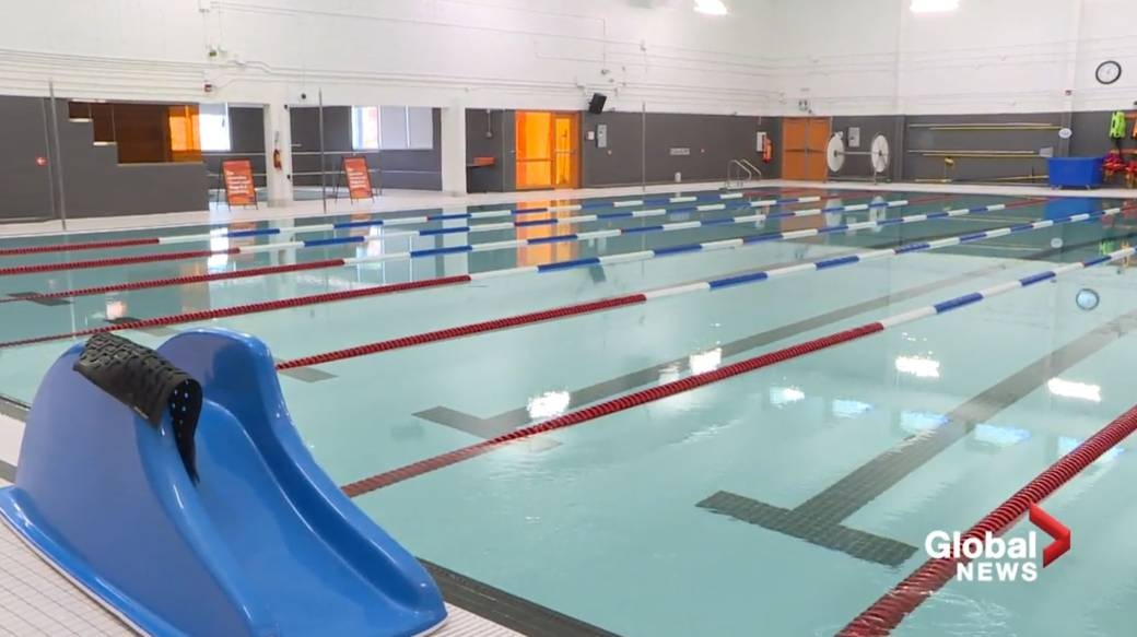 Edmonton Reopening 4 Indoor Swimming Pools By Appointment Only Edmonton Globalnews Ca