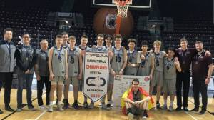 Frontenac Falcons win OFSAA boys basketball championship