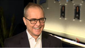 Paul Maurice on swearing in front of the camera