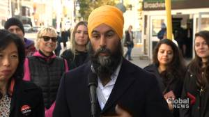 Federal Election 2019: 'I'm ready to fight conservatives': Singh