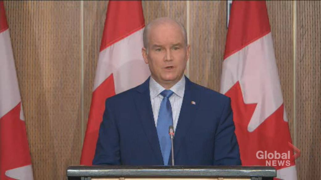 Click to play video: 'O'Toole says new amendments to Bill C-10 'do not protect the freedom of expression''