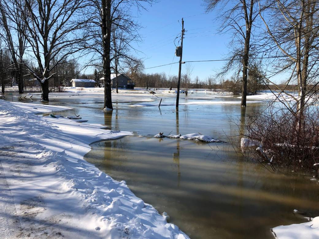 Flood warning extended on Otonabee River in Peterborough region
