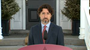Coronavirus outbreak: Trudeau says time is now for Canada to lead global effort to combat COVID-19