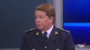 New RCMP Chief Superintendent Janis Gray
