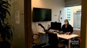 Calgary job retraining program seeks more funds to help laid-off workers (01:54)