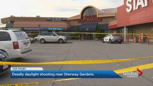 Toronto police investigate fatal daylight shooting near Sherway Gardens