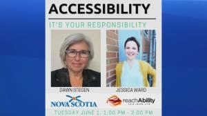 ReachAbility marks National AccessAbility Week (06:40)