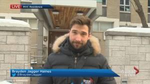 McGill University reports COVID-19 outbreak (01:16)
