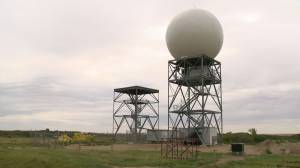 New weather radar tech near Regina is 'as good as it gets'