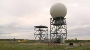 New weather radar tech near Regina is 'as good as it gets' (01:41)