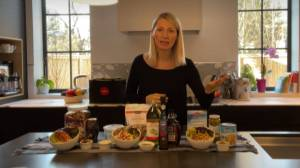 Registered dietician and author Abbey Sharp chats with GNM (04:15)